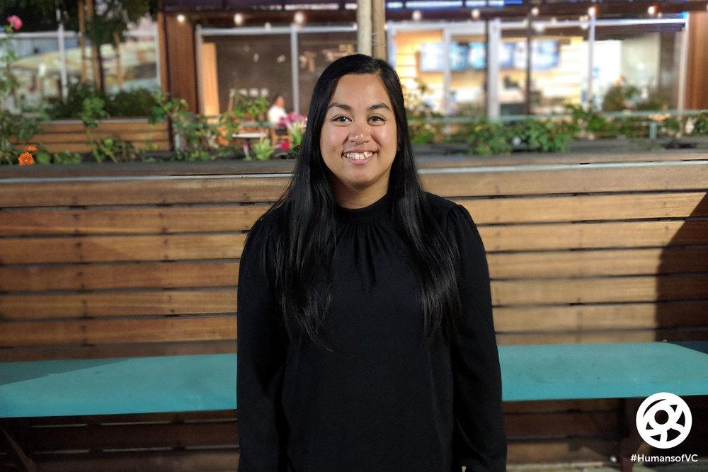 Lailanie Gadia, VC Member/2018 LAAPFF Staff
