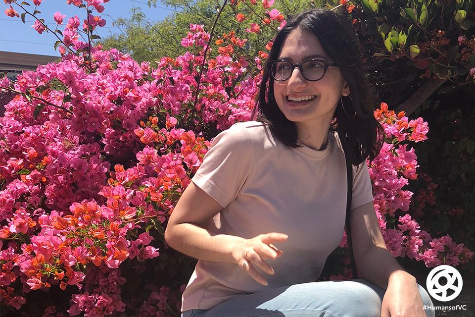 Anisa Khanmohamed, 2015 Getty Intern