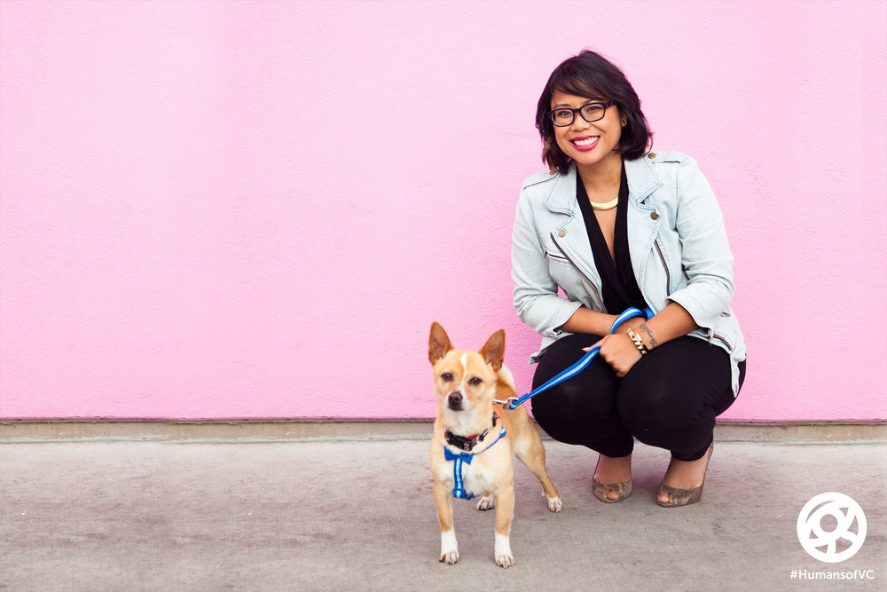 Michelle Roque, LAAPFF Staff