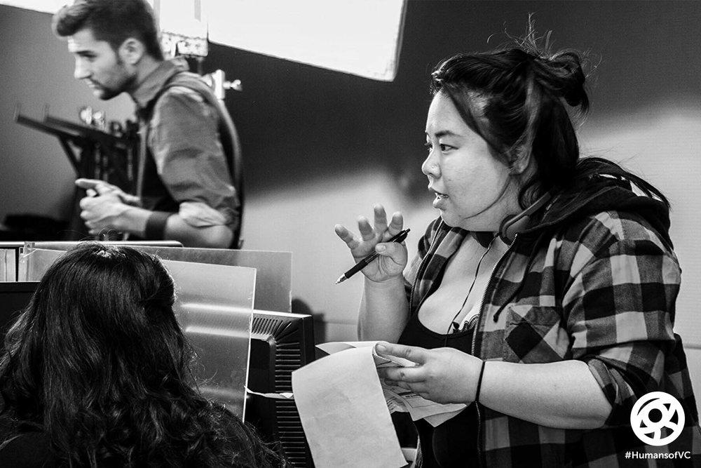 Roxy Shih, 2011 AWC Fellow