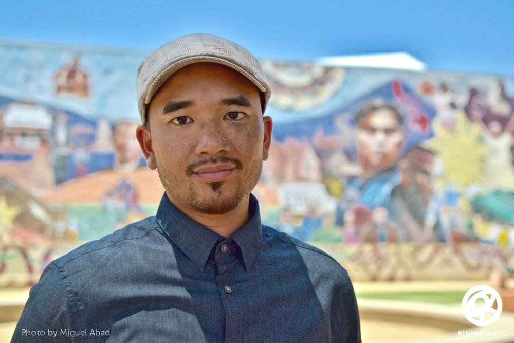 Mark Villegas, 2008 AWC Fellow