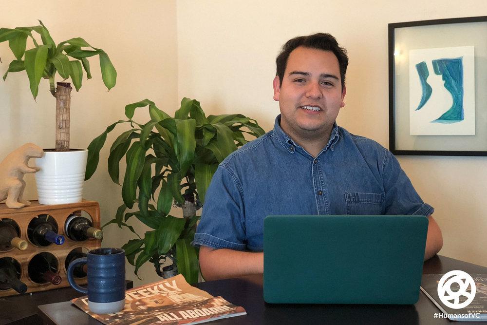 Francisco Sanchez, LAAPFF Staff/Publicist