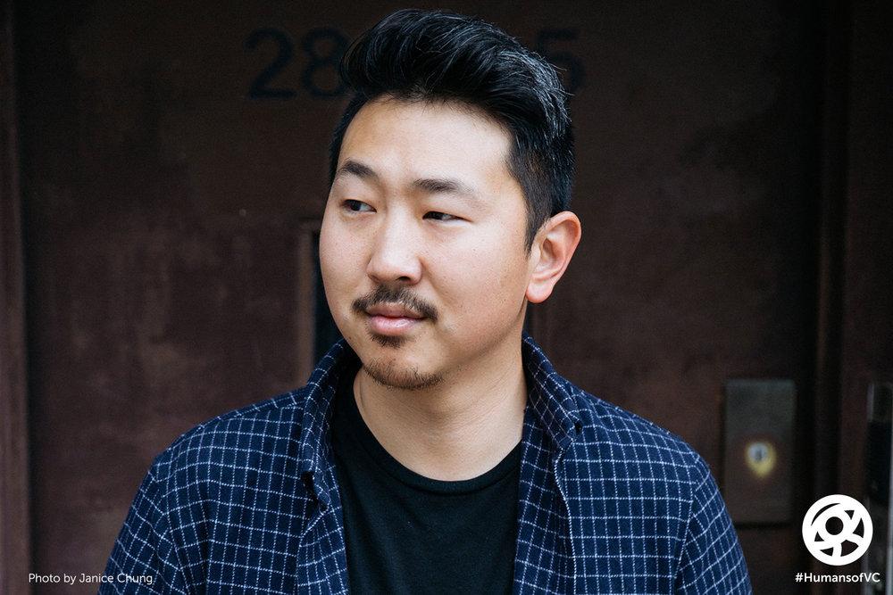 Andrew Ahn, 2017 LAAPFF Juror/Filmmaker