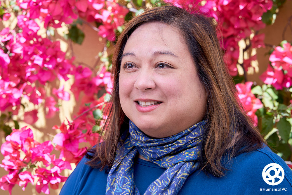Vera DeVera, LAAPFF Programmer (1998-1999)/VC Board Member (2001-2007)
