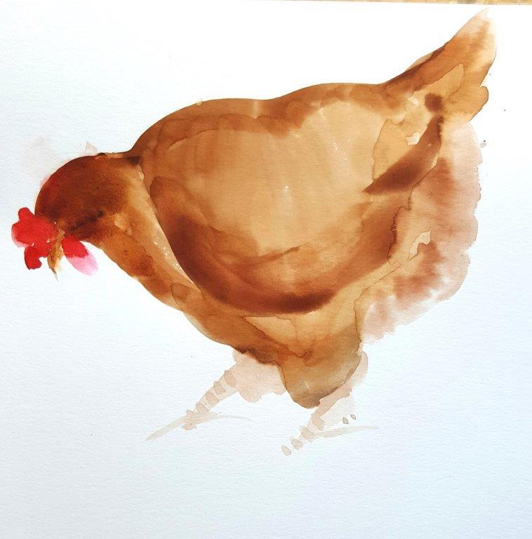 Buenvino chicken
