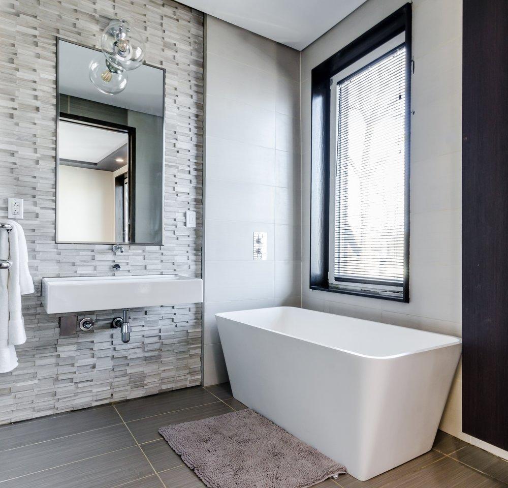 Bathroom renovations in London