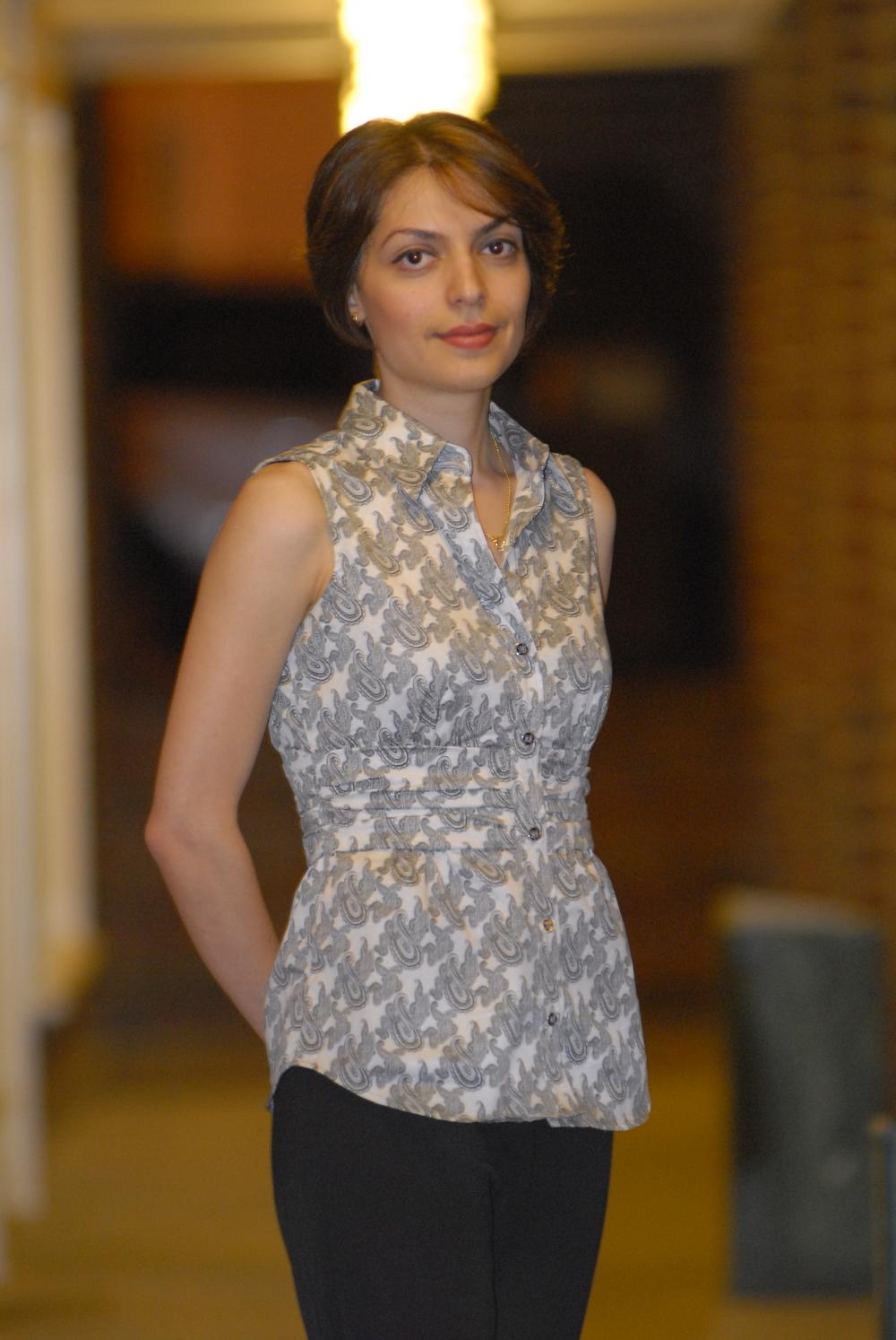 Parisa Sabet
