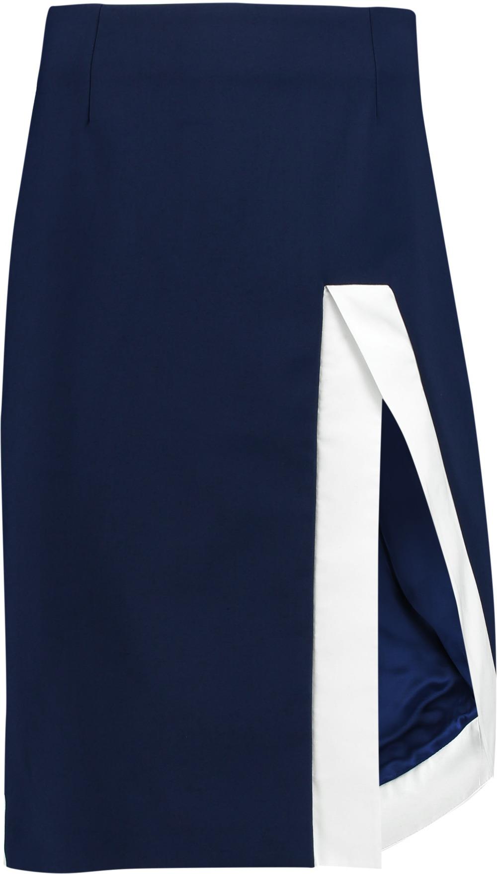472666_J.W.Anderson_Poplin-trimmed wool-blend skirt_THEOUTNET.COM.jpg