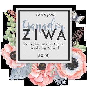 Zankyou International Wedding Awards Mejores proveedores en Risaralda de 2016 LINK