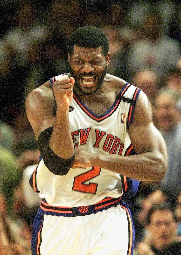 Larry Johnson Knicks