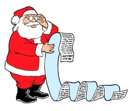 Santa as a model for planning