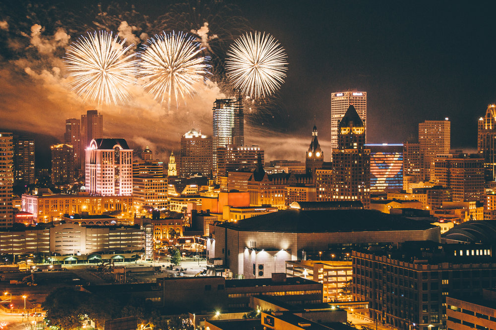 Milwaukee || 4th of July 2016