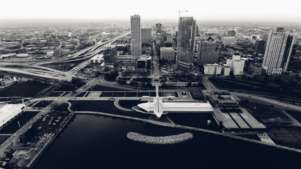 Milwaukee Skyline || 2017