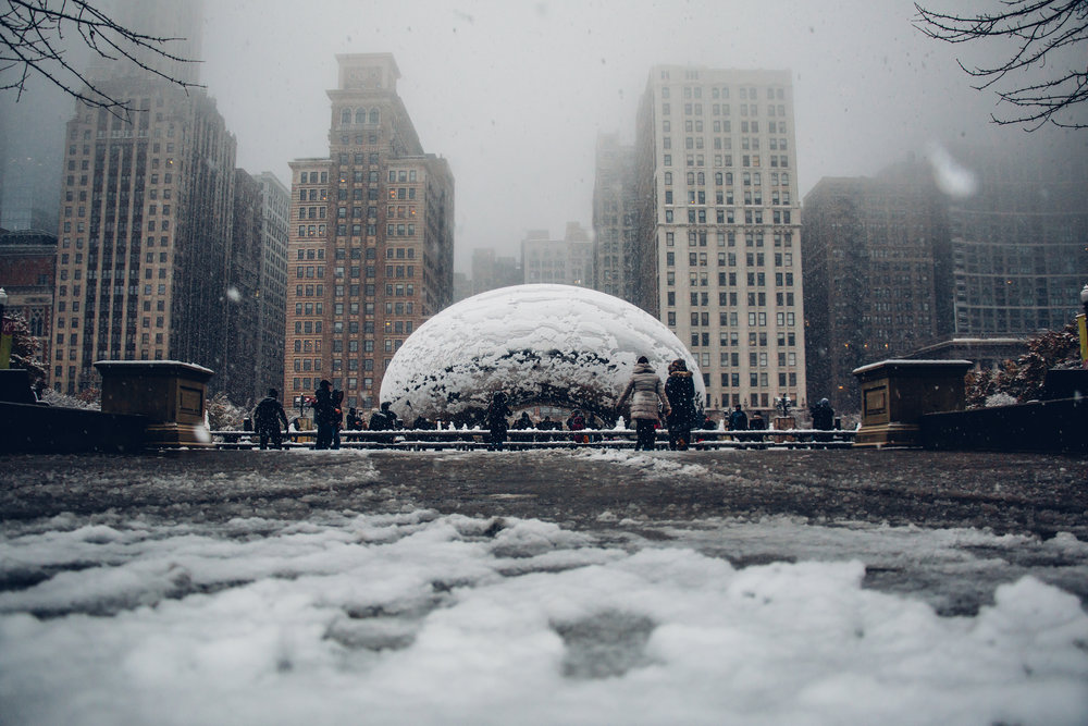 Chicago Snow || 2017