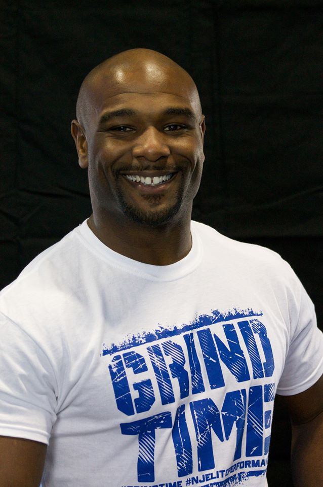 NAMON JOHNSON - NJ Elite Performance, Owner and Head Personal Trainer