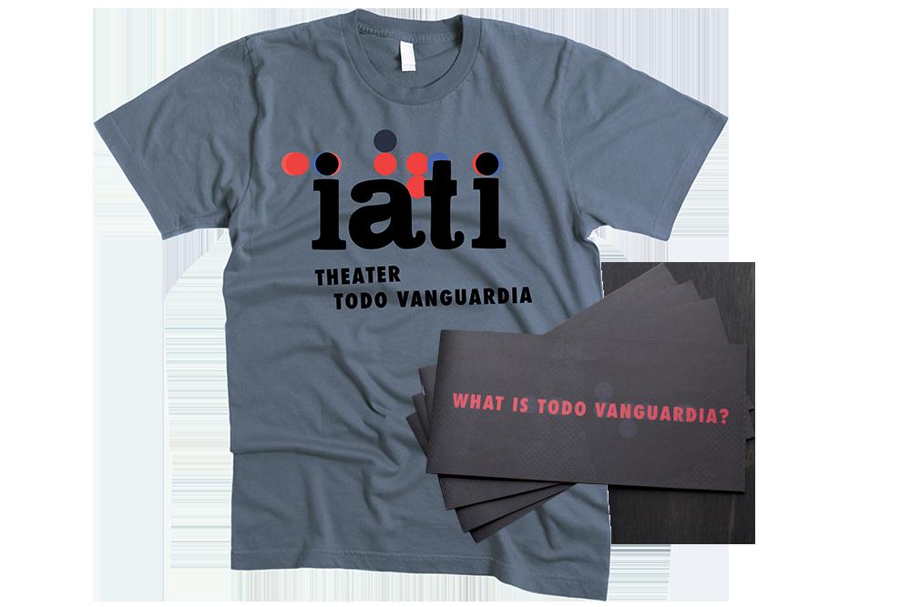 IATI THEATER Brand Strategy & Identity