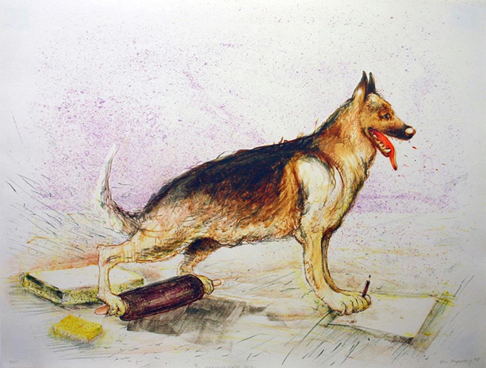 Eric Mummery. Senefelders dog (1).jpg