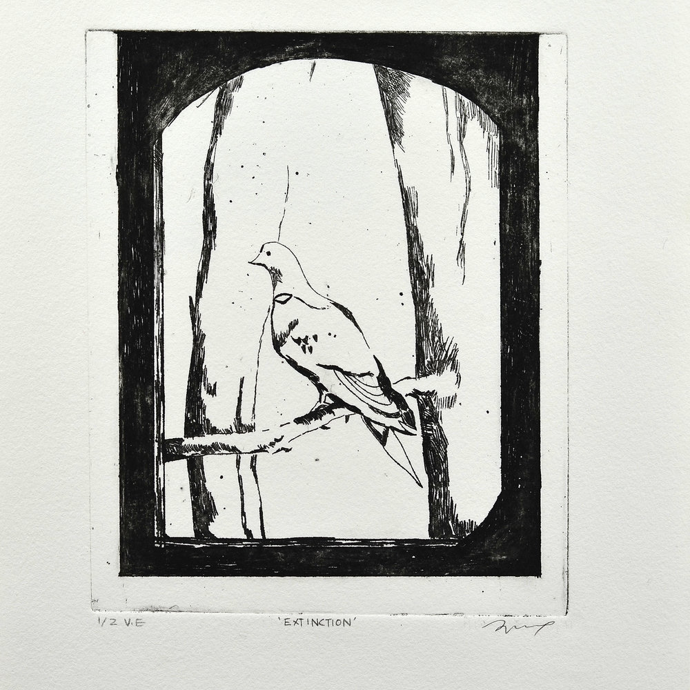 Heejung Yi    Fragile   Etching