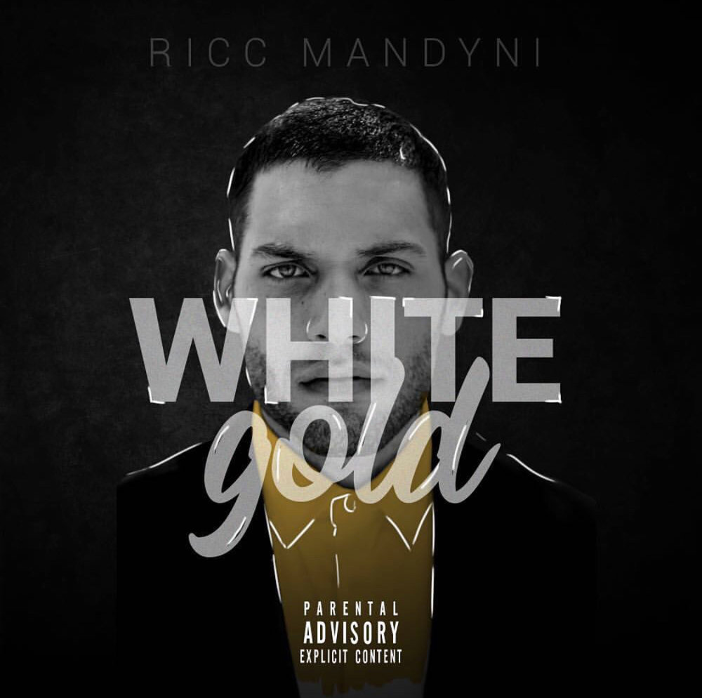 Riccardo Mandini   White Gold  Produced, Mixed And Mastered  by Luis Cancion at LCProduction Studios, L.L.C.