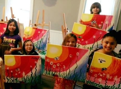 PRIVATE PARTIES FOR ALL AGES BIRTHDAYS, JUICE, PIZZA, PAINT AND MORE! CALL 845-419-5219