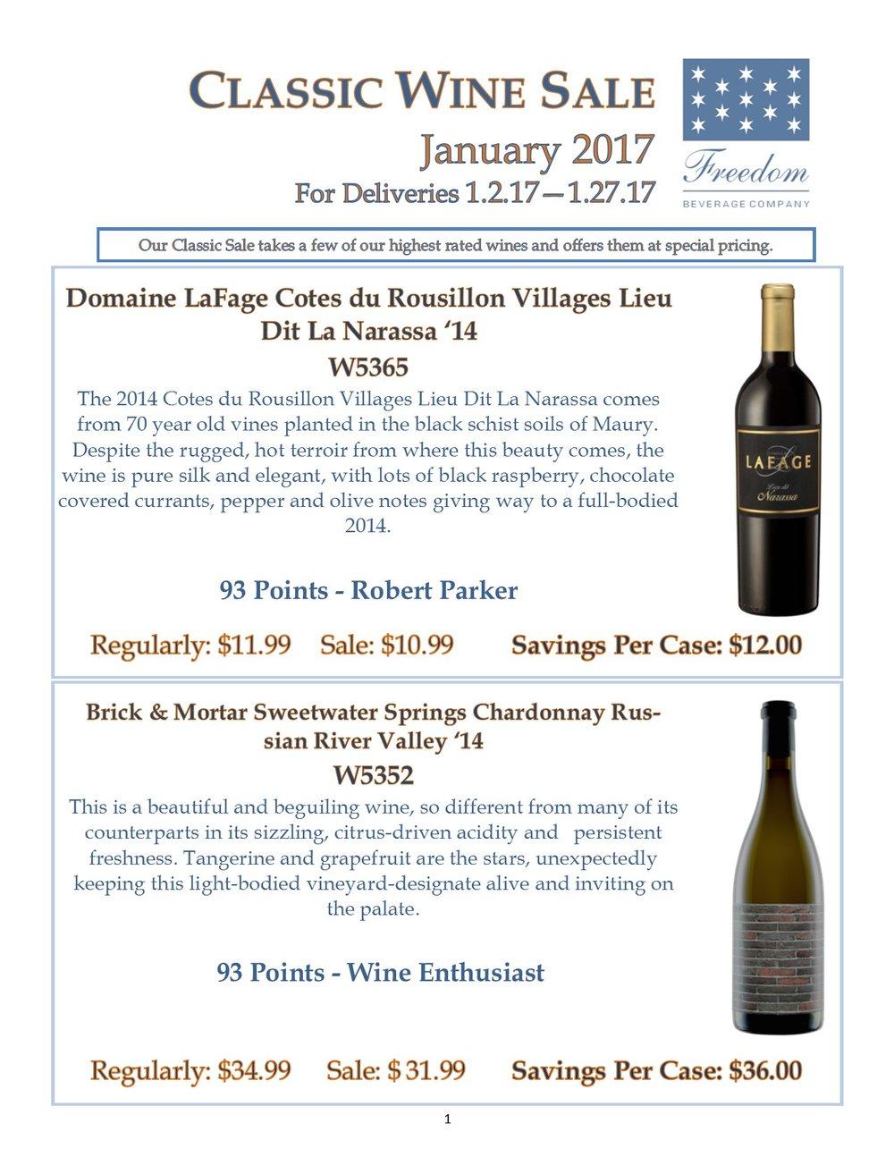 8d14dc7b3280 January 2017  Classic Wine — Freedom Beverage Co.
