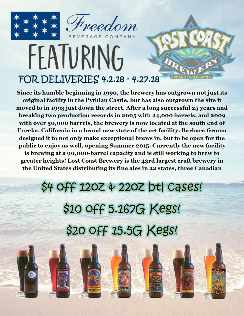 April 2018 Promos - Lost Coast - Website.jpg