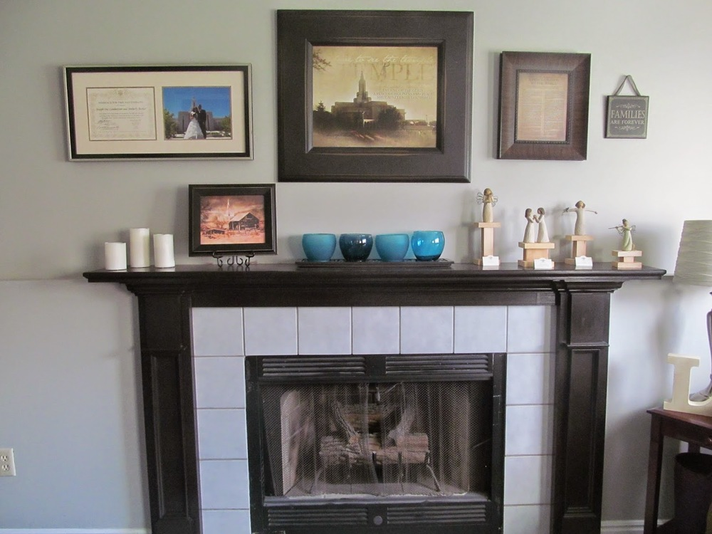 Mantle Decor