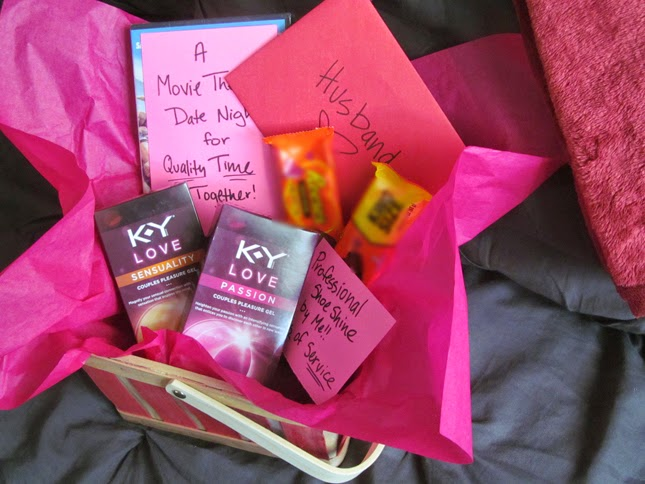 Love Languages Gift Basket