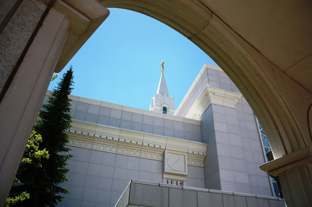 Bountiful UT Temple