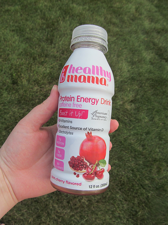 healthy mama Boost it Up!
