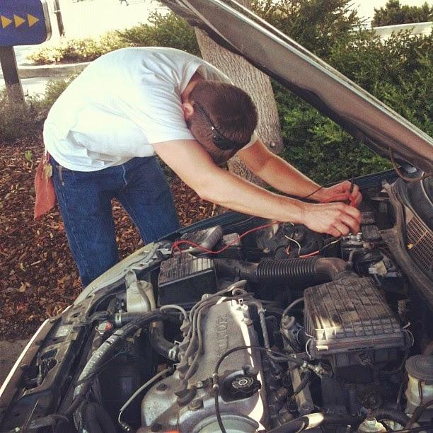 mechanic husband