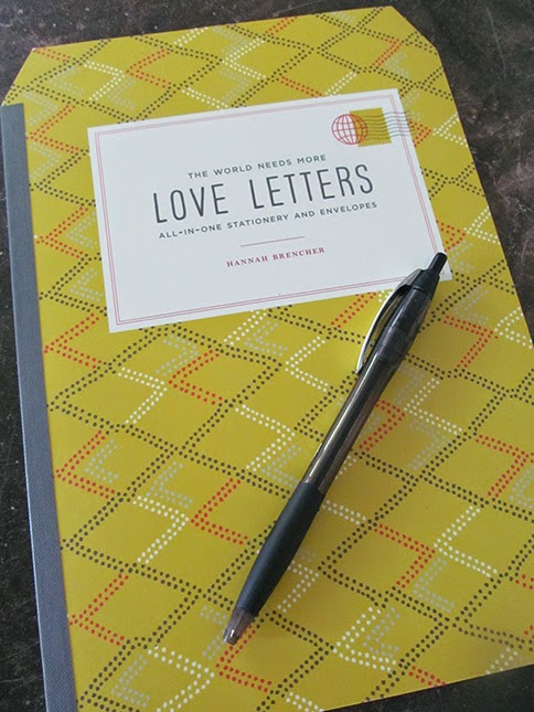 The World Needs More Love Letters: Start writing yours today
