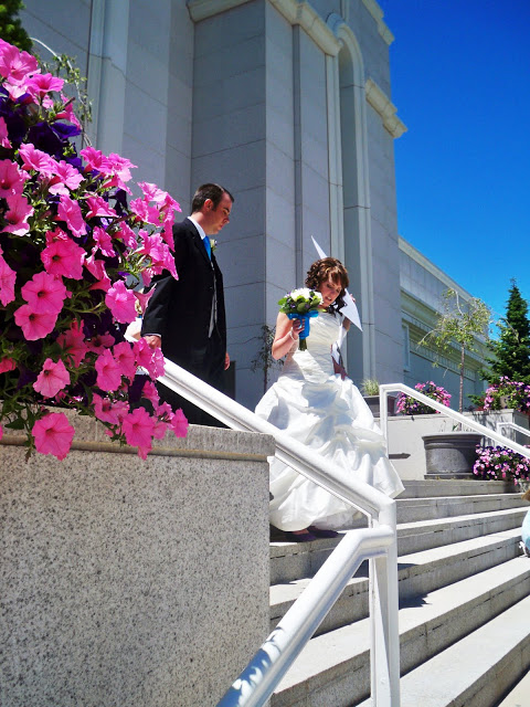 Temple Wedding