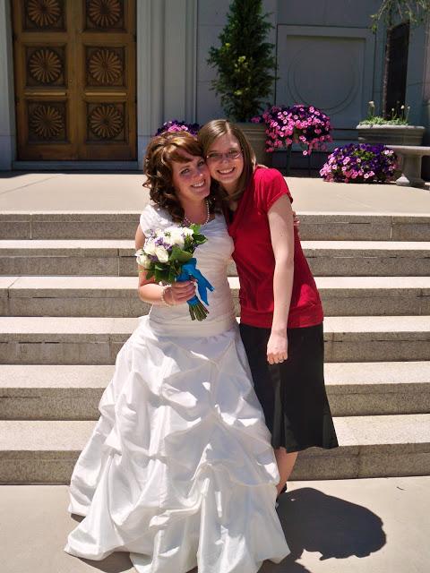Temple Wedding Friends