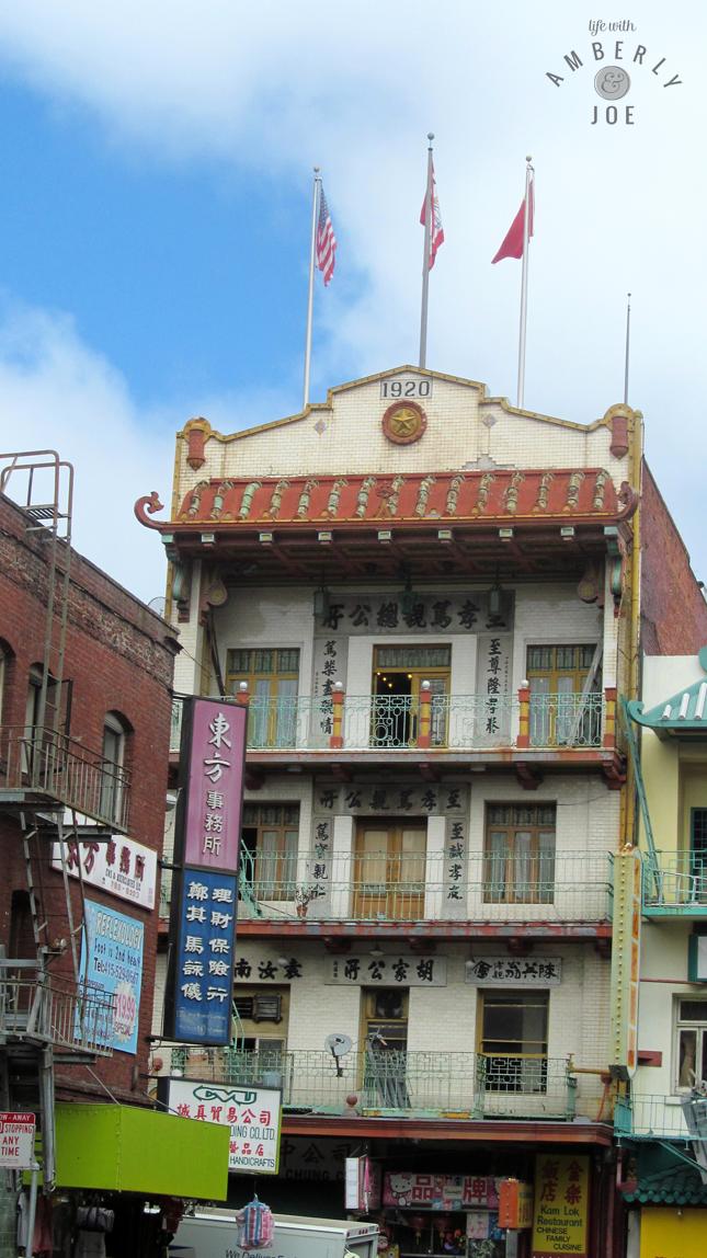 Chinatown - San Francisco