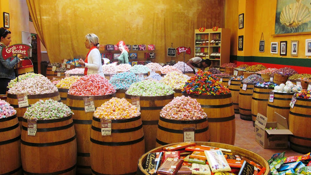 Candy Shop San Francisco