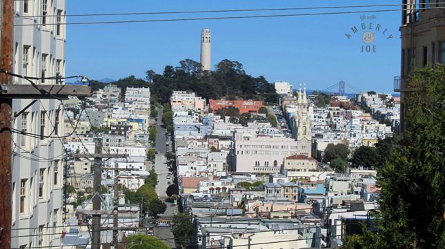 Amazing View - San Francisco