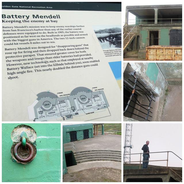 Battery Mendell San Francisco