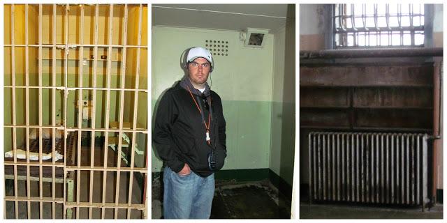 Alcatraz Cells San Francisco