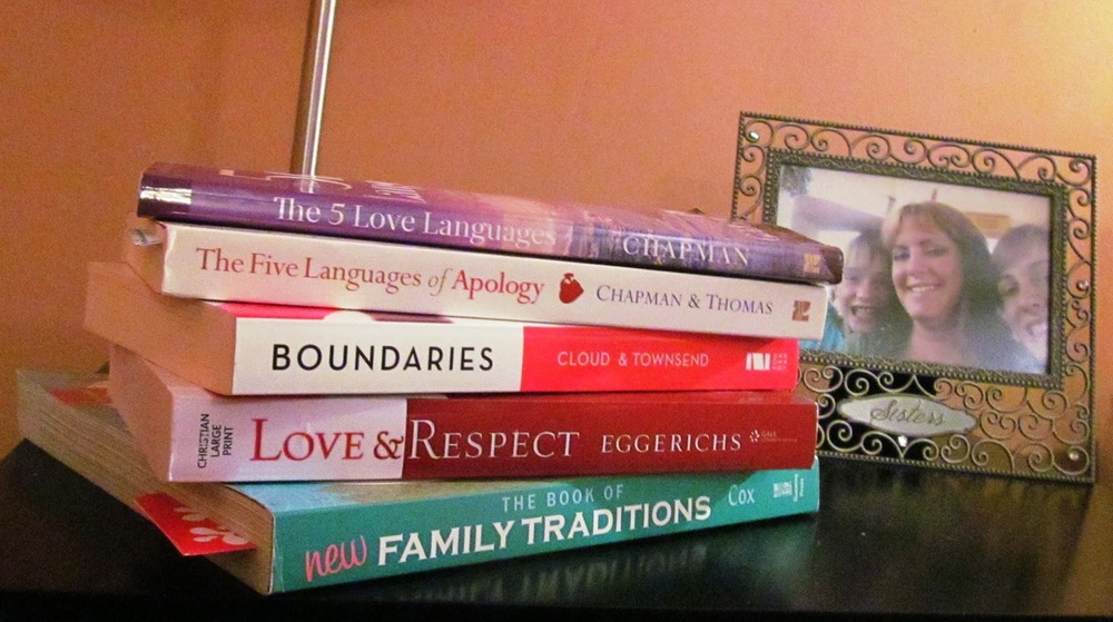 Family and Self Help Books