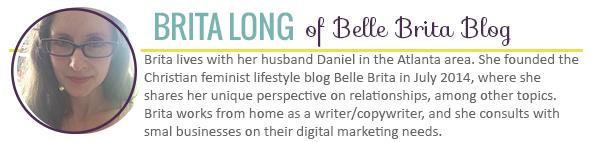 Belle Brita Blog