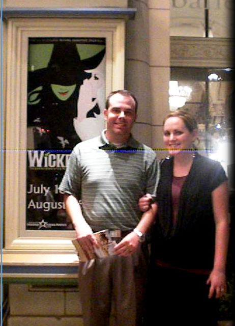 Wicked at Capitol Theater
