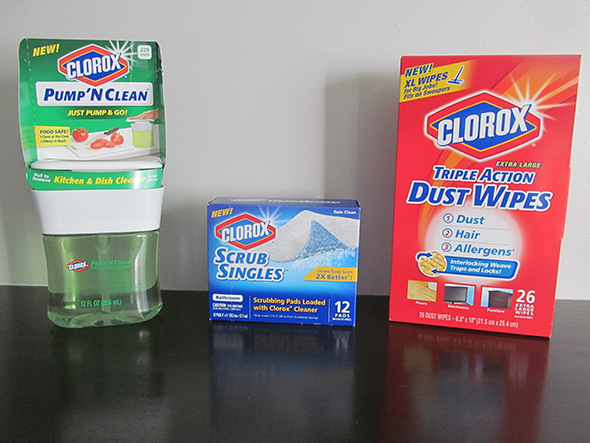 Clorox Quick Cleaning Products