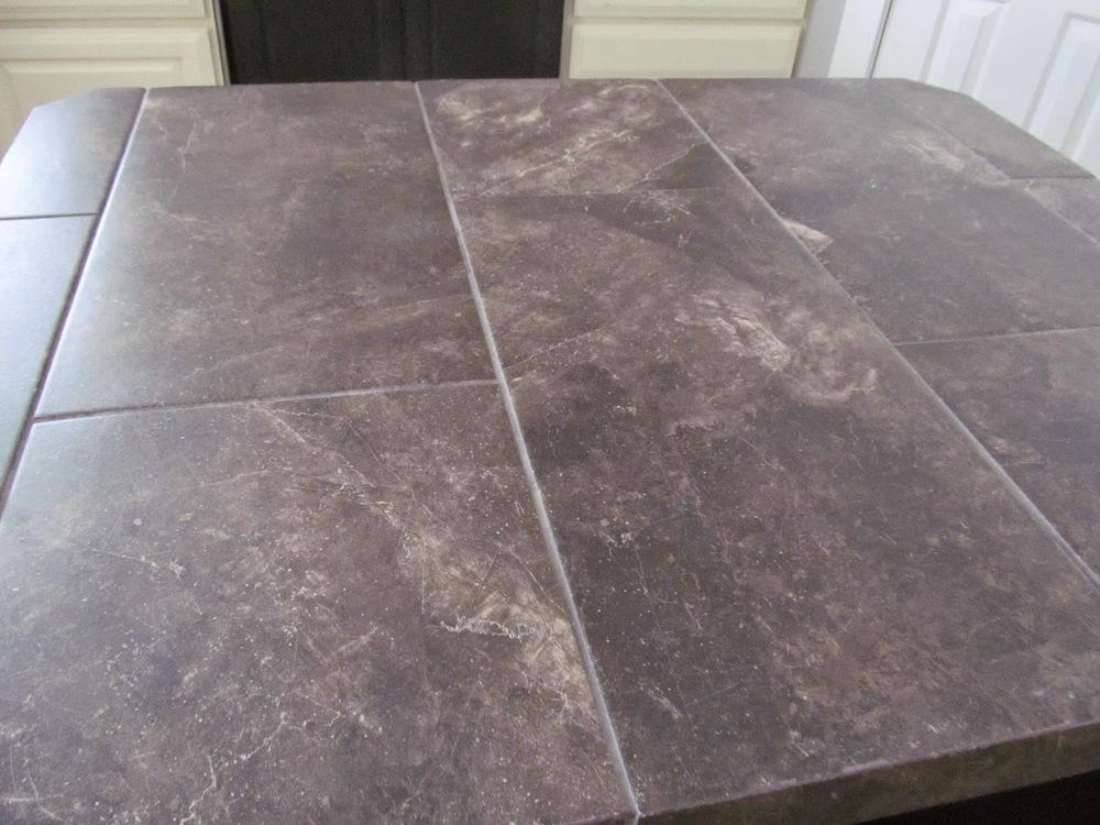 Porcelain Tile Kitchen Counter Tops