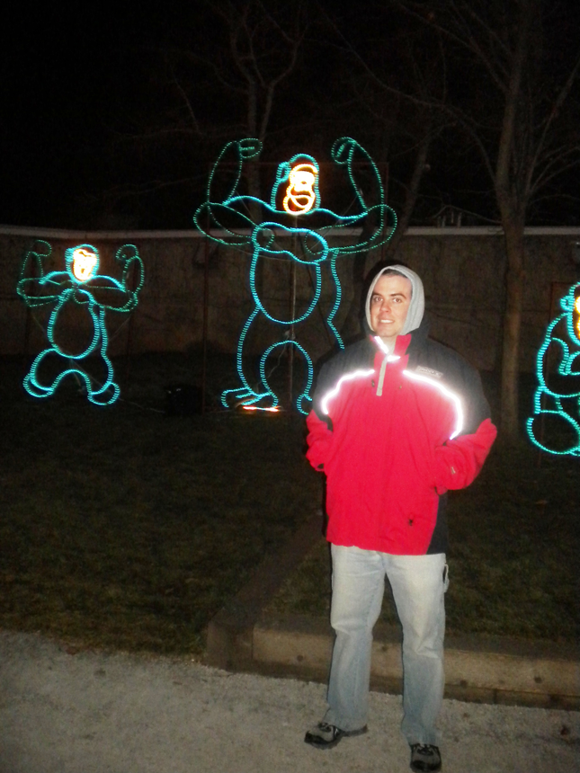 Hogle Zoo Lights