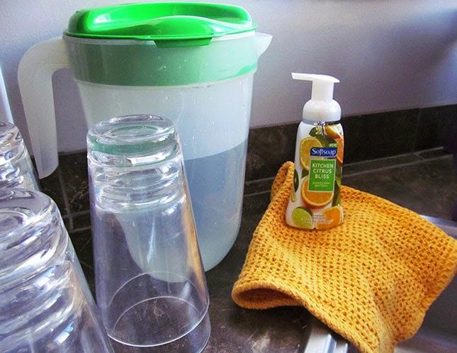 Kitchen guest preparation
