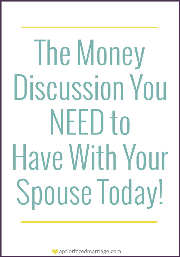 Do you know this financial fact about your spouse?