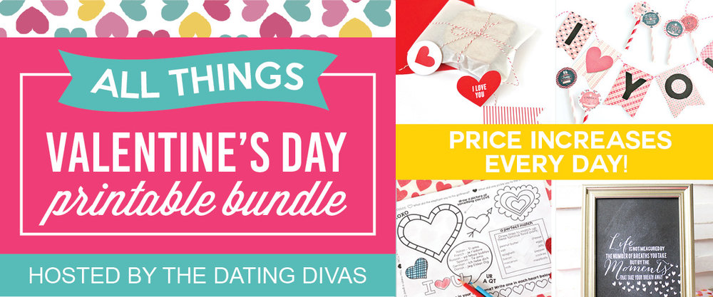 All Things Valentine's Day Bundle