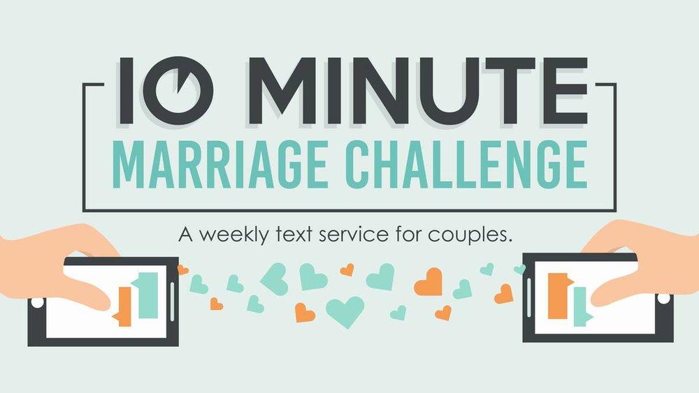 Dating Divas 10 Minute Marriage Challenge