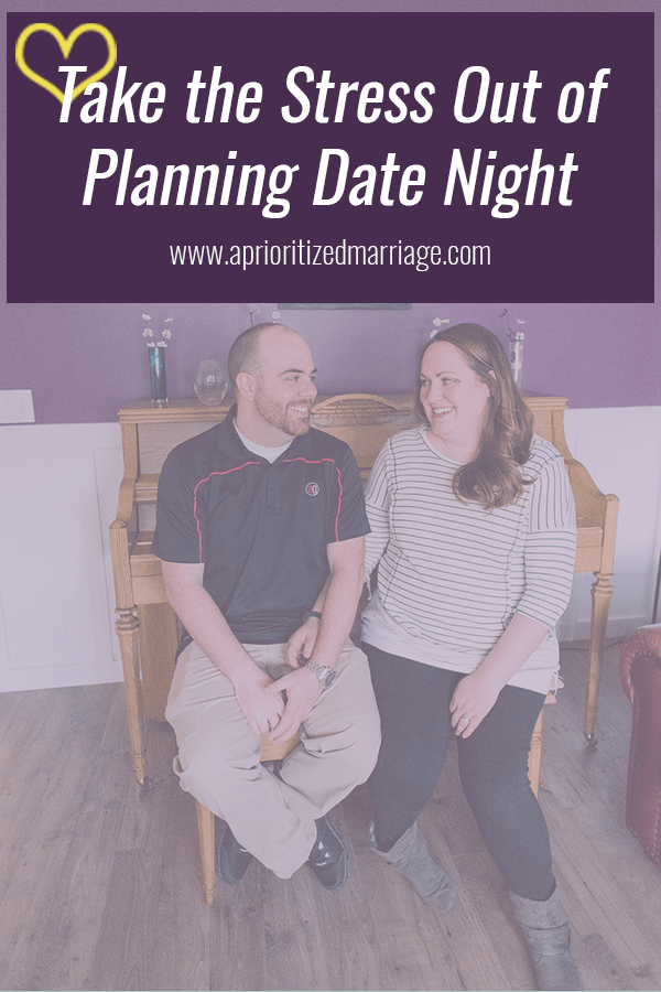 This service will take care of planning date night for you. Perfect for busy couples in any stage of life!